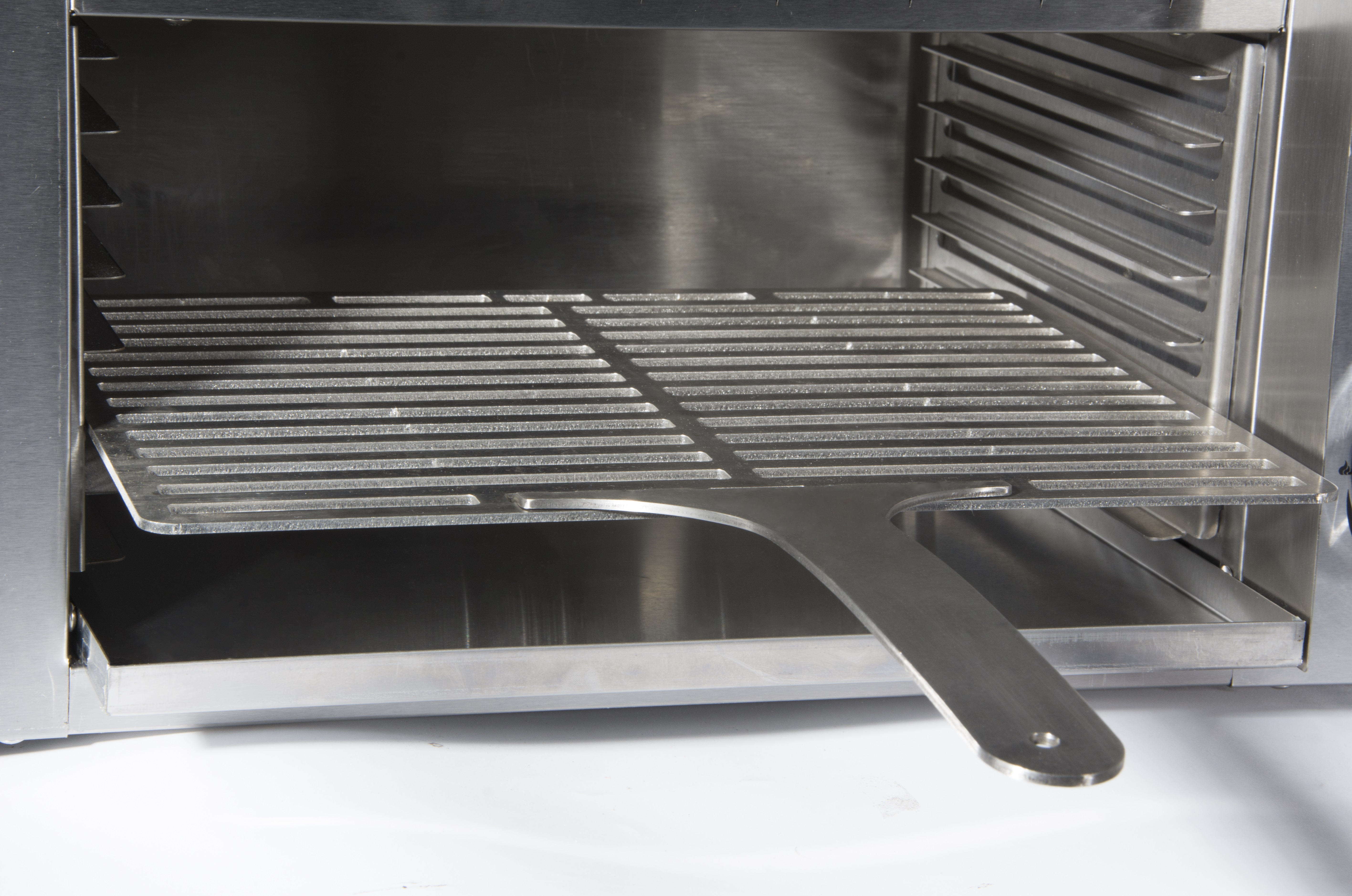 Stainless Steel Gas Beef Maker
