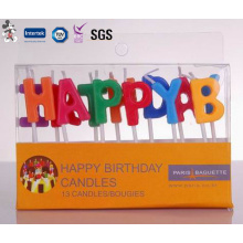 Бездымная бескамерная свеча для дня рождения