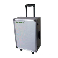 Professional First Aid Case Trolley