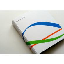 Impressão em cores completas / impressão de negócios / empresas de impressão em cores