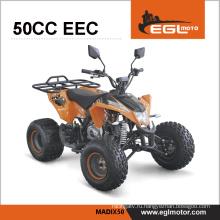 ЕЭС Квадроцикл для детей 50CC ЕЭС ATV