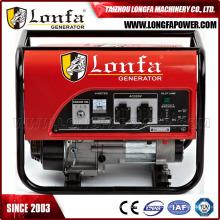 Gx200 6.5HP Electric Start Portable Honda Generator Gasoline 2500