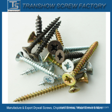 5X30mm Pozi Drive Csk Head Chipboard Screws