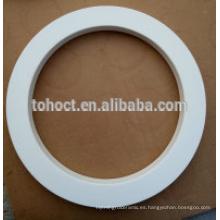 Alúmina de cerámica, material de cerámica del alúmina y anillo de cerámica del alúmina de la aplicación de cerámica industrial de la aplicación