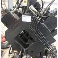 Ironworker Hydraulische Pressenwinkel-Fertigungslinie