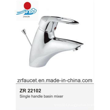 New Design High Quality Single Hanlde Basin Faucet