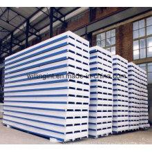 Ligne de production de panneaux de sandwich en ciment EPS