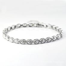 La última joyería de plata de la manera de la pulsera del estilo 925 (K-1771. JPG)