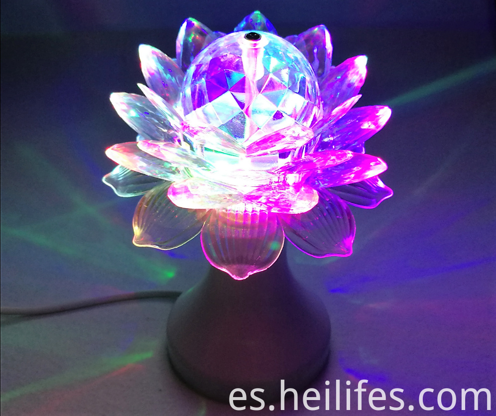 Light Toys for Gift of Lotus