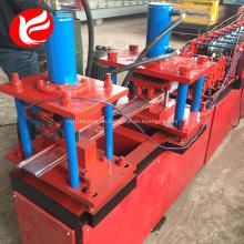 Maschinen zur Herstellung von Stahlzargen für Rolltore