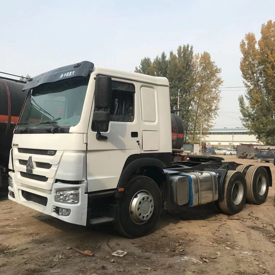 Used Howo tractor truck