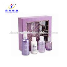 Boîtes cosmétiques d'emballage de boîte de emballage cosmétique