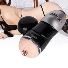 Tasse d'avion de jouet de sexe adulte d'utilisation masculine Injo-Fj046