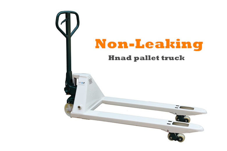 Non-leaking Hand Pallet Jack