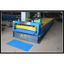 Máquina formadora de rollo de hojas onduladas Dixin 1064 hecha por China