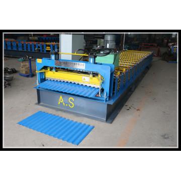 Máquina de formação de rolo de folha ondulada Dixin 1064 fabricada pela China