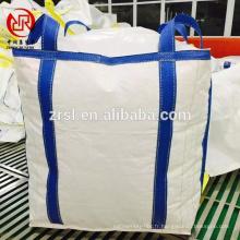 Sac en vrac sac en vrac sac en polypropylène tissé en vrac sac d'engrais avec revêtement antistatique / sans humidité / traité aux UV