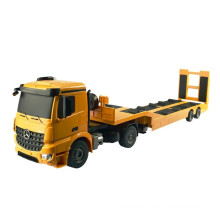 Volantex Tow Truck Detachable Flatbed Semi Trailer Engineering Tractor Remote Control Trailer Truck Electronics Hobby Toy