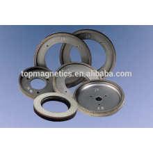 Roda de moagem de diamante de ligação de resina ou roda de moagem CBN para carboneto