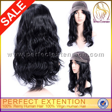 613 27 Color 26 Water Wave Malaysian Silk Top Full Lace Wigs