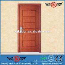 JK-W9013 современные конструкции дверей из дерева из тикового дерева