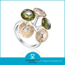 Elegant Flower Shape Turkish Wedding Rings