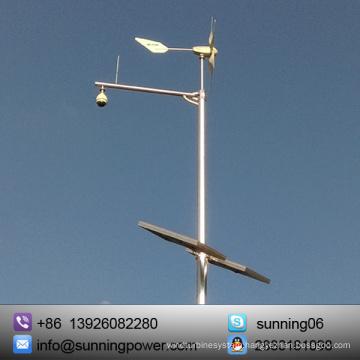 Sunning Wind Generator Turbine Power Supply System