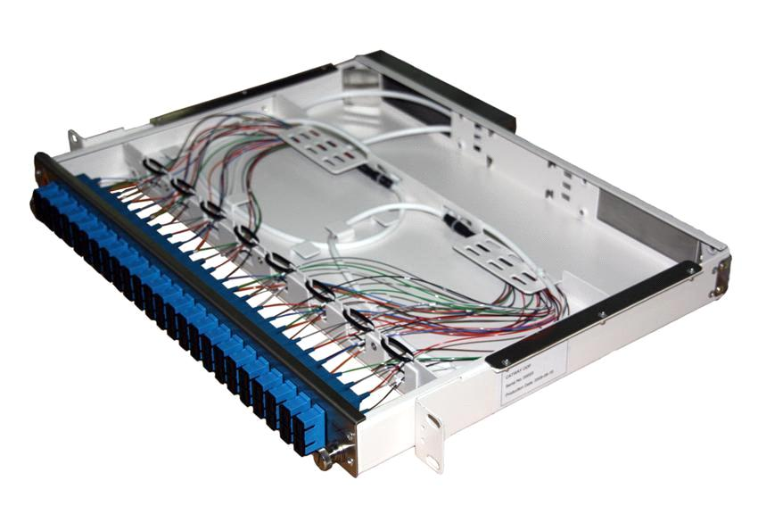 Slidable Fiber Patch Panel