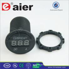 Daier Ammeter Power Outlet Car Lighter Socket