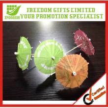 Hot Selling Promotional Custom Logo Printed Cocktail Umbrella