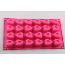Silikon mikrowellengeeignet Kuchen Backwerkzeug Donutform