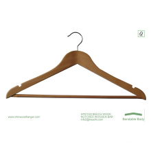 Suspensión de madera barata, camiseta de madera suspensión, suspensión de buena calidad