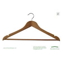 Cheap Wooden Hanger, Wooden T-Shirt Hanger, Good Quality Hanger