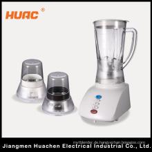 Hc205-B-3 Blender Küchenbedarf Push Button Kunststoff Jar 3in1