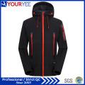 Acessível de alta qualidade com capuz jaqueta de Softshell jaquetas impermeáveis ao ar livre (yrk111)