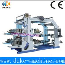Machine d'impression flexographique à quatre couleurs de 2015 (YT-600)
