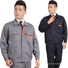 Uniforme uniforme do Workwear da segurança industrial do trabalho do OEM da fábrica