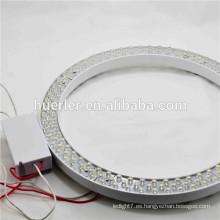 China caliente de la venta Epistar chip 180leds CE RoHS 10W 11W luz circular LED AC220V