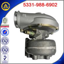 Venta caliente K31 53319886910 MAN turbocompresor