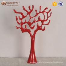 Дерево смолаы для крытого украшения свадьбы домой украшение стола centerpiecein дерево