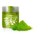 Fabrik Herstellung Kostenlose Probe Instant Matcha Grüner Tee Pulver Organischen Grünen Tee Stevia Extrakt Pulver / Stevia Matcha