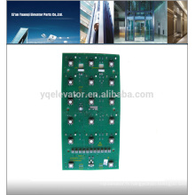 Schindler indicateur d'ascenseur pcb ID NR.594104