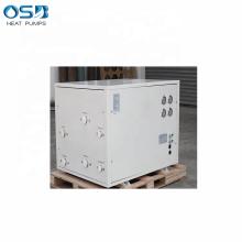No fan silent ground source heat pump