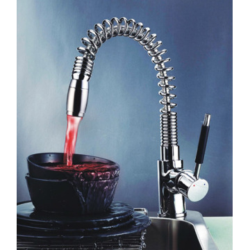 LED Faucet Kitchen Mixer