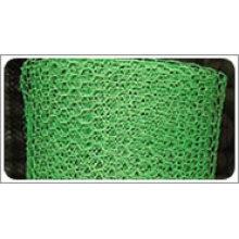 PVC revestido rede de fio hexagonal (HT-40)