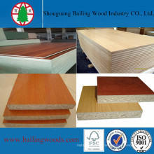 Melamine Laminated Chipboard for Cabinet