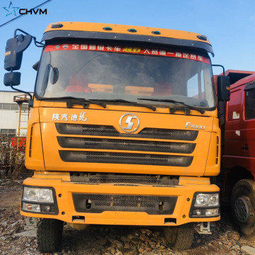 Camion à benne basculante Shackman truck 6X4 375H Pused