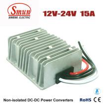 Convertidores DC / DC Convertidor Boost DC DC de 12V a 24V 15AMP