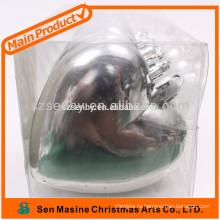 Новый дизайн в форме сердца Рождественский подарок Рождественская елка украшения