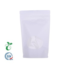 Stand Up Pouch Zip Lock Biodegradable Kraft Bag